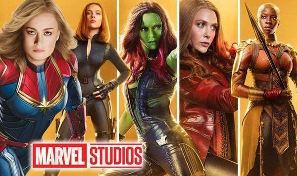 Dàn nữ siêu anh hùng của Marvel xuất hiện đông đủ trong bức hình hậu trường Avengers: Endgame - Hình 2