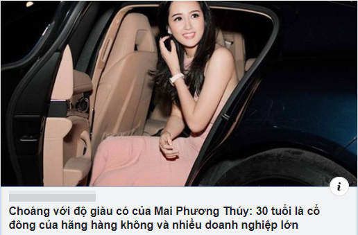 Được cho là có cổ đông của một hãng hàng không, Hoa hậu Mai Phương Thúy lên tiếng - Hình 1