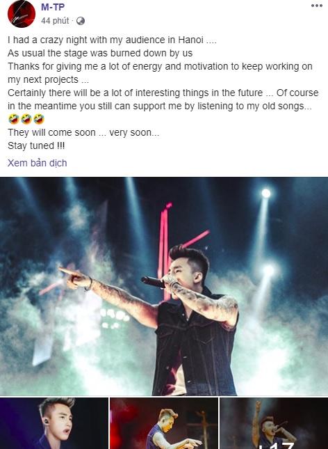 Fan thì giục comeback, Sơn Tùng M-TP an ủi như không: Cứ chờ và... nghe bài cũ đi đã nhé! - Hình 1