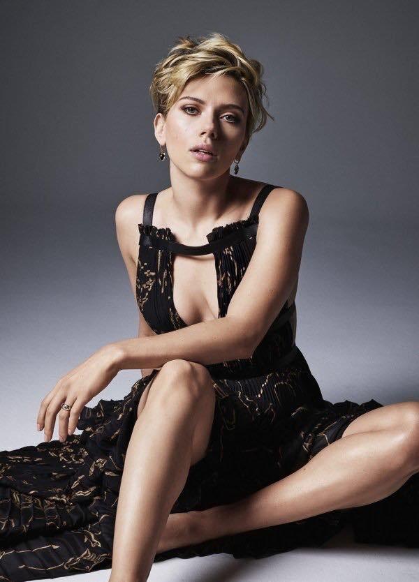 Góa phụ đen Scarlett Johansson: Biểu tượng gợi cảm của Hollywood nhưng vẫn thất bại sau 2 cuộc hôn nhân ngắn ngủi - Hình 13