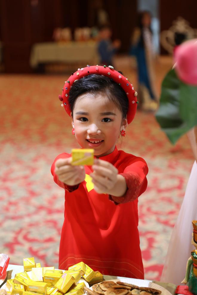 Hoa hậu Hoàn vũ nhí 2019 Bảo Anh sau đăng quang: Cô Phạm Hương đã truyền cảm hứng để đi thi từ năm 3 tuổi - Hình 7