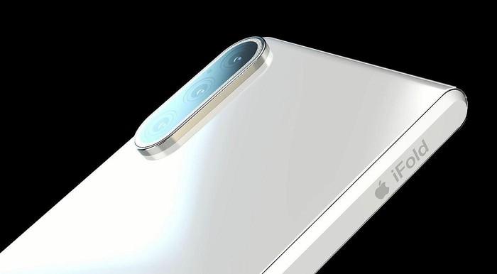 iPhone gập sẽ có thiết kế tương tự Galaxy Fold ? - Hình 2