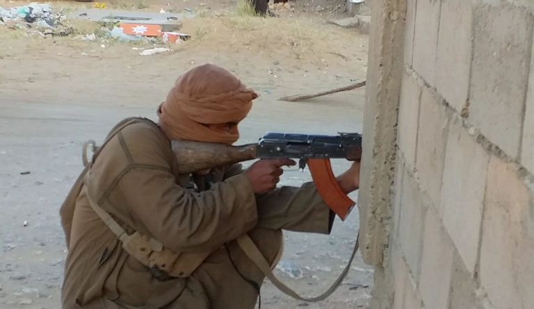 IS tiếp tục tấn công vào Quân đội Quốc gia Libya, 3 người thiệt mạng - Hình 1