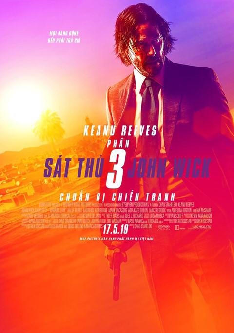 'John Wick 3' - hành động điên rồ, bạo lực và mãn nhãn - Hình 1