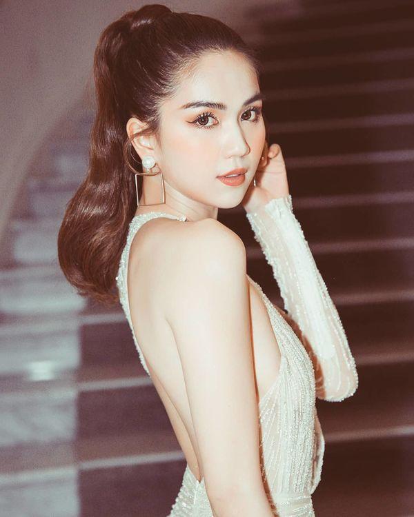 Không có dự án phim nổi bật, netizen hỏi xoáy Ngọc Trinh đến liên hoan phim Cannes 2019 để làm gì? - Hình 1