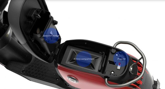 Không phải mô tô hầm hố, chiếc xe điện đầu tiên của Ducati mới hết sức... dễ thương - Hình 6
