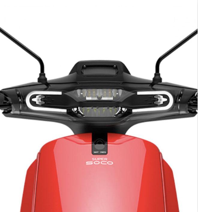 Không phải mô tô hầm hố, chiếc xe điện đầu tiên của Ducati mới hết sức... dễ thương - Hình 4