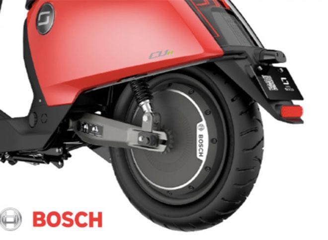 Không phải mô tô hầm hố, chiếc xe điện đầu tiên của Ducati mới hết sức... dễ thương - Hình 3