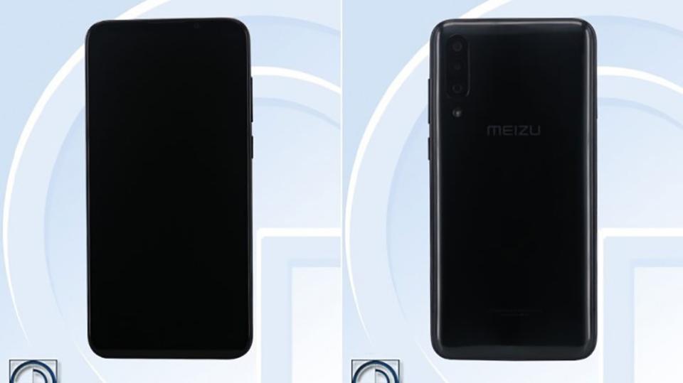 Meizu 16Xs lộ cấu hình chi tiết trên TENAA với màn hình 6.2 inch, 3 camera sau 48MP - Hình 1
