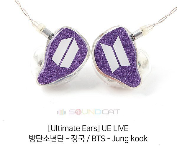 Ngắm bộ sưu tập In-Ear Monitors xinh xắn nhất của các thần tượng Kpop - Hình 9