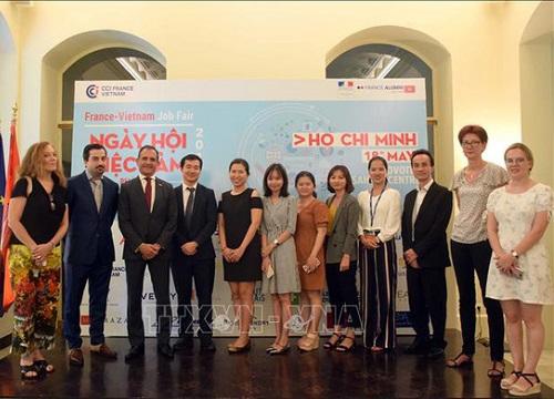 Ngày hội việc làm Pháp - Việt năm 2019 - Hình 1