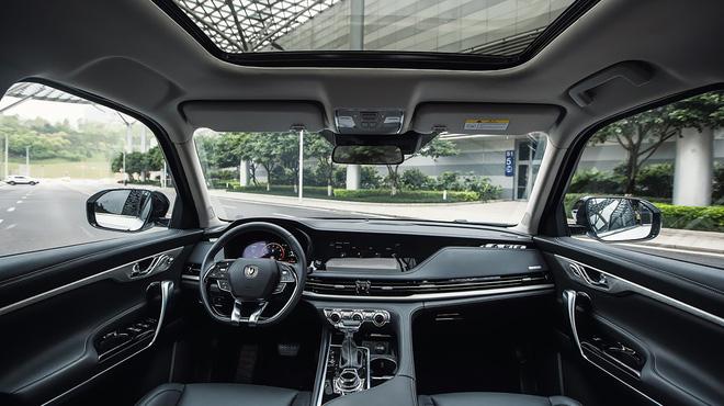 Nhiều người dùng mong chờ mẫu SUV Trung Quốc Changan CS95 về Việt Nam, sẵn sàng mua với giá dưới 1 tỷ đồng - Hình 6