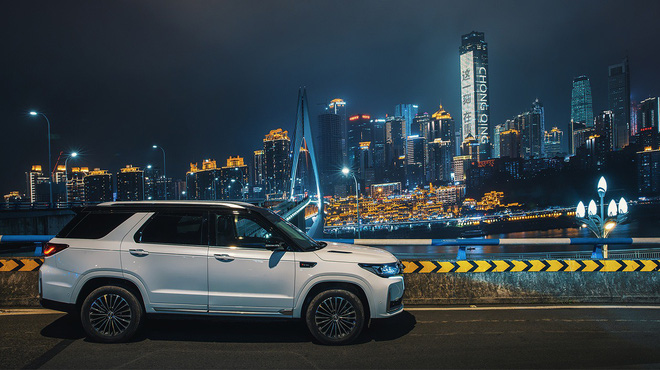 Nhiều người dùng mong chờ mẫu SUV Trung Quốc Changan CS95 về Việt Nam, sẵn sàng mua với giá dưới 1 tỷ đồng - Hình 5