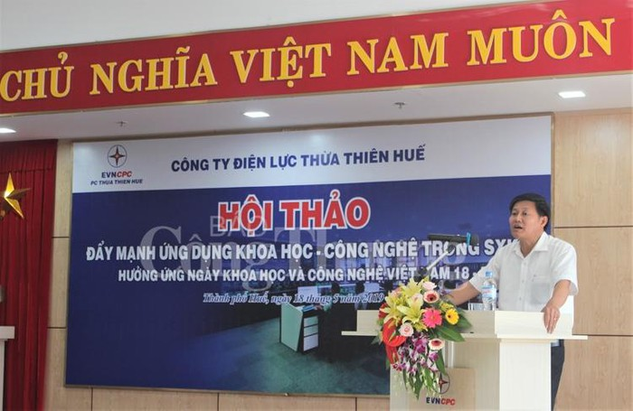 PC Thừa Thiên Huế ứng dụng khoa học công nghệ trong sản xuất kinh doanh - Hình 2