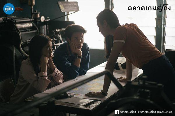 Phim điện ảnh Thái Lan Bad Genius sẽ được Mỹ remake - Hình 14
