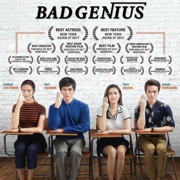 Phim điện ảnh Thái Lan Bad Genius sẽ được Mỹ remake - Hình 1