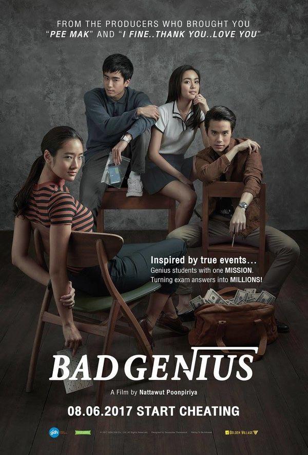 Phim điện ảnh Thái Lan Bad Genius sẽ được Mỹ remake - Hình 2