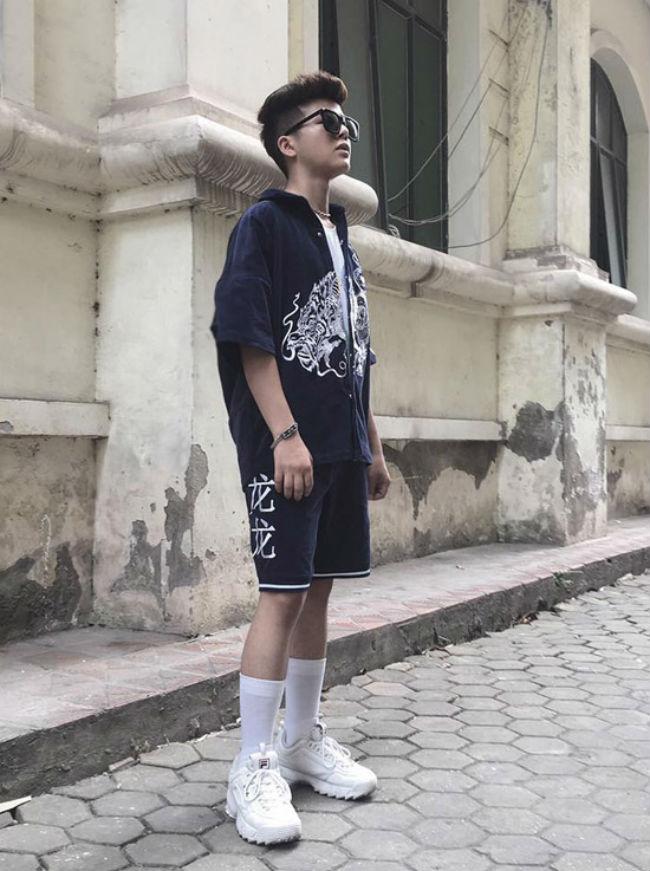 Phương Mỹ Chi, Quang Anh gây ngỡ ngàng với phong cách thời trang người lớn - Hình 13