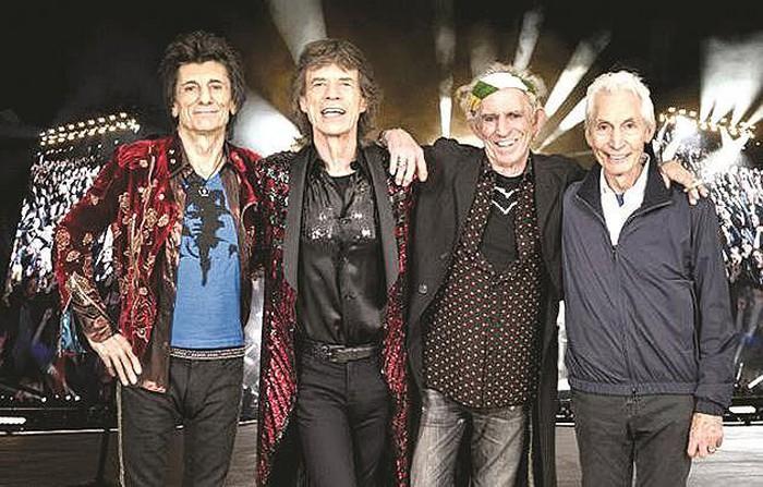 Rolling Stones lên lịch mới cho chuyến lưu diễn - Hình 1