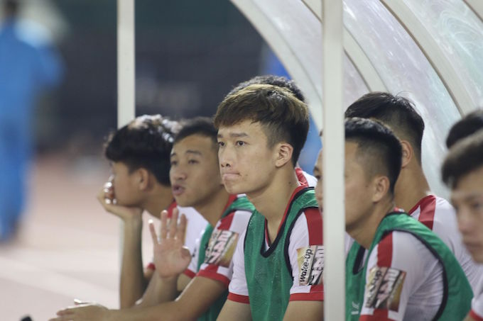Sài Gòn FC chỉ mất 1 hiệp đấu để vùi dập tân binh Viettel - Hình 4