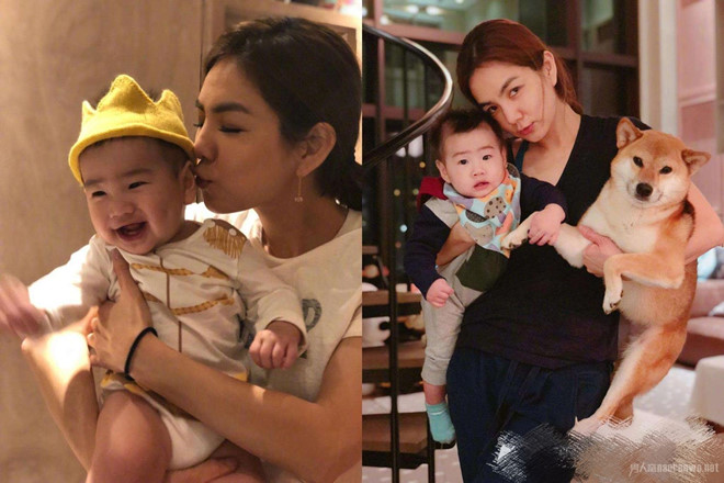 Sao Hoa ngữ khổ sở vì bệnh tật và trầm cảm sau khi sinh con - Hình 1