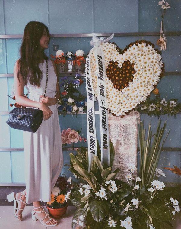 Sau hơn 1 năm trầm cảm vì bạn trai qua đời đột ngột, mẫu 9X Philipines xinh đẹp giờ ra sao?? - Hình 7