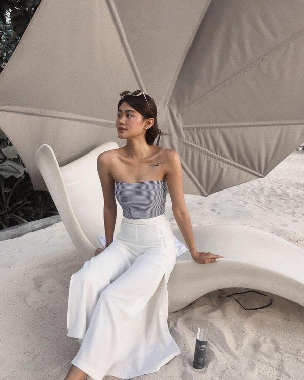 Sau hơn 1 năm trầm cảm vì bạn trai qua đời đột ngột, mẫu 9X Philipines xinh đẹp giờ ra sao?? - Hình 12