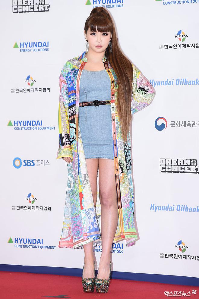 Thảm đỏ Dream Concert 2019: Park Bom lên cân nhưng vẫn chiếm spotlight của Red Velvet và cả dàn nữ thần Kpop - Hình 1