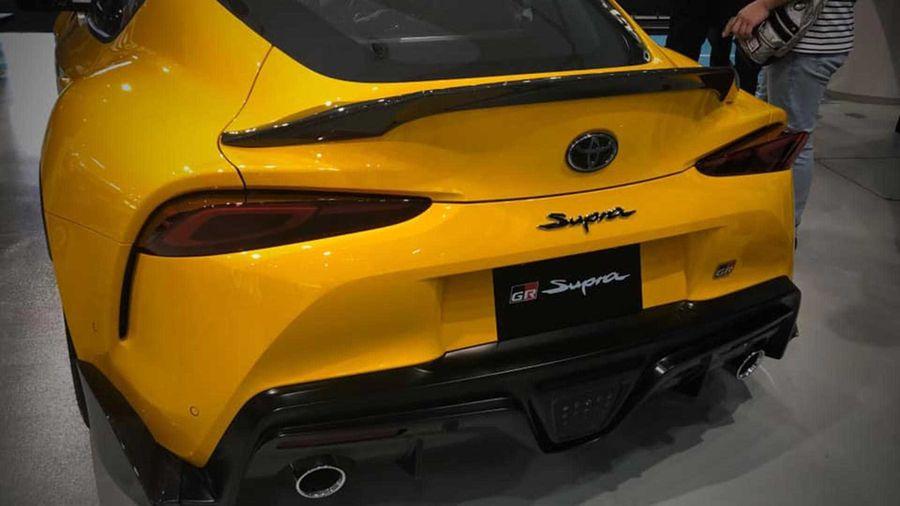 Toyota Supra nâng cấp với bodykit sợi carbon và la-zăng 19 inch từ TRD - Hình 8