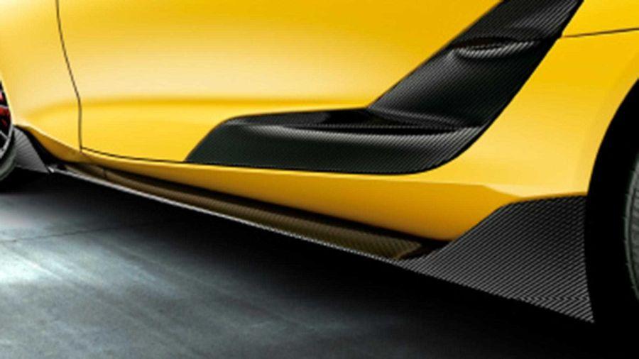 Toyota Supra nâng cấp với bodykit sợi carbon và la-zăng 19 inch từ TRD - Hình 6
