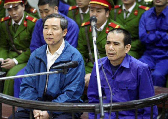 Trước Bùi Quang Huy, những ai từng bỏ trốn khi bị khởi tố? - Hình 5