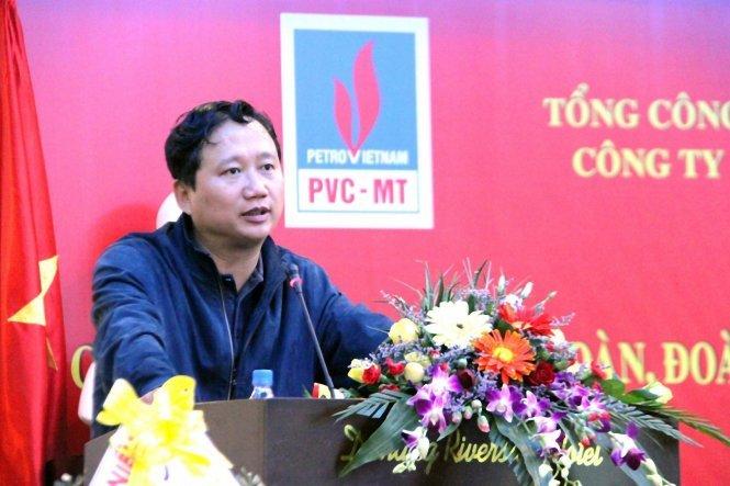 Trước Bùi Quang Huy, những ai từng bỏ trốn khi bị khởi tố? - Hình 3