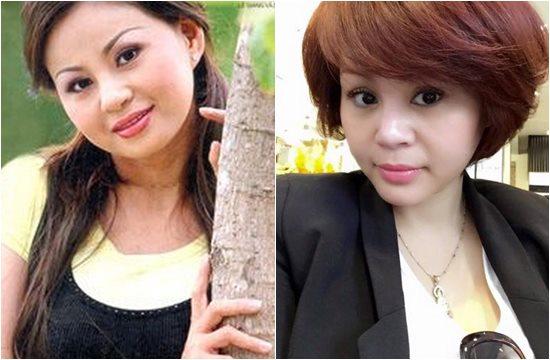 Từng nghiện trùng tu nhan sắc, dung mạo của hai nữ hoàng dao kéo showbiz Việt hiện thế nào? - Hình 3