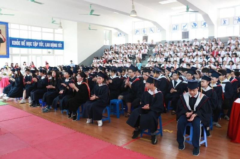 Vinh danh học sinh có thành tích đặc biệt trong các cuộc thi - Hình 2