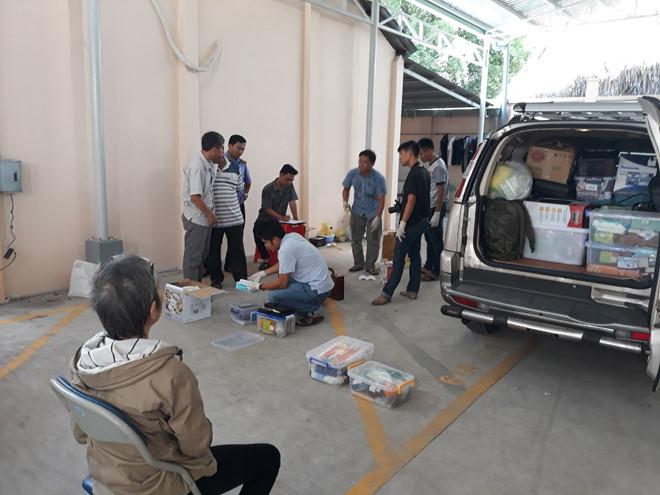 Vụ xác người bị đổ bê tông : Công an thông tin chi tiết mới bất ngờ - Hình 2