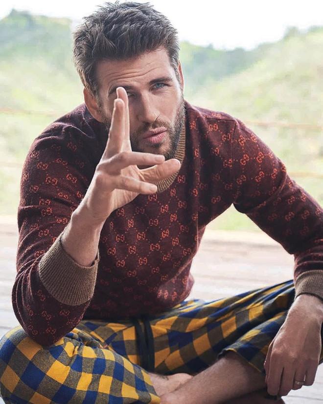 Liam Hemsworth muốn có khoảng 20 đứa con với Miley Cyrus - Hình 8
