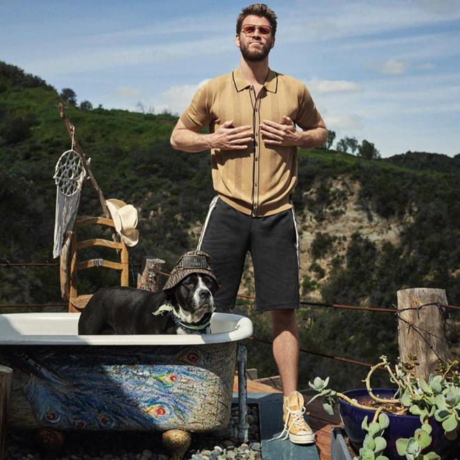 Liam Hemsworth muốn có khoảng 20 đứa con với Miley Cyrus - Hình 3