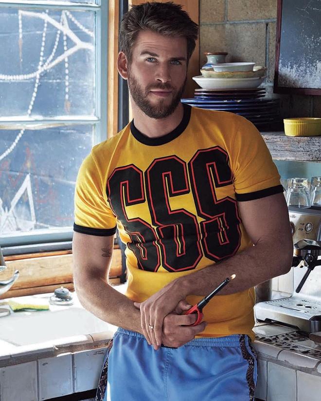 Liam Hemsworth muốn có khoảng 20 đứa con với Miley Cyrus - Hình 6