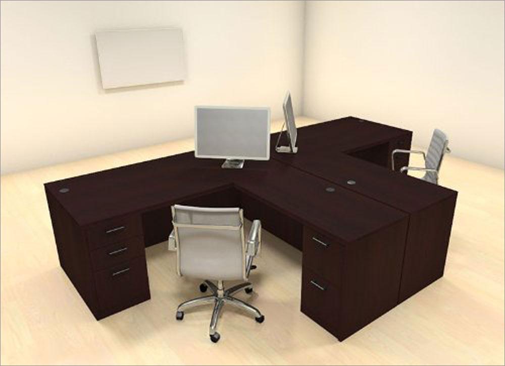 10 mẫu bàn làm việc mang phong cách hiện đại - Hình 10