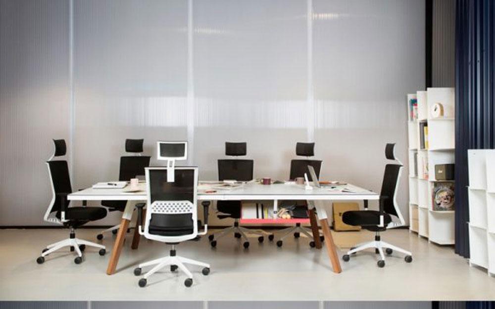 10 mẫu bàn làm việc mang phong cách hiện đại - Hình 6