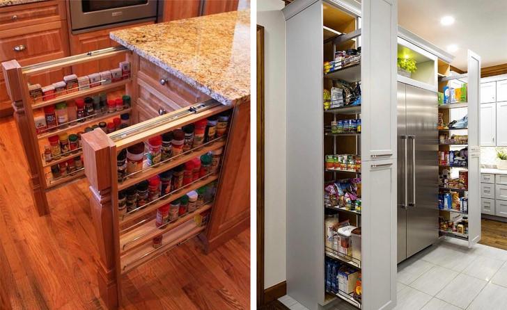 10 nội thất nhà bếp thông minh không thể hoàn hảo hơn - Hình 3