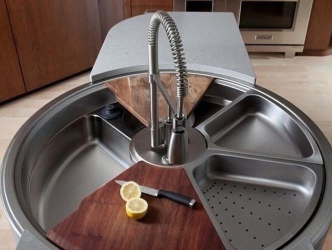 10 nội thất nhà bếp thông minh không thể hoàn hảo hơn - Hình 1