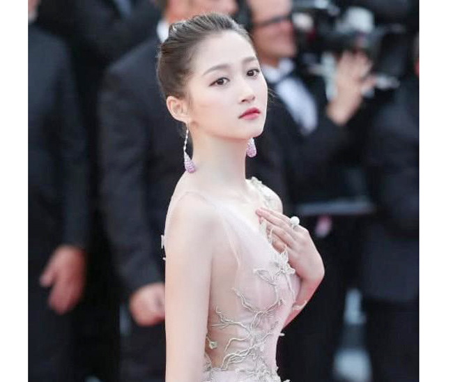 4 cô gái dân tộc thiểu số Trung Quốc khiến người gặp người yêu - Hình 2