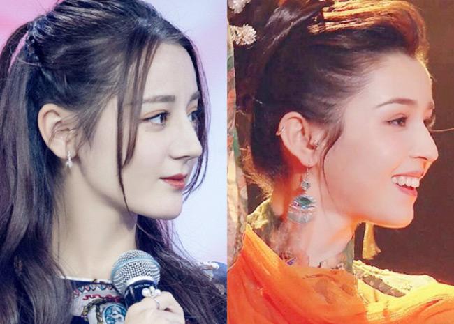 4 cô gái dân tộc thiểu số Trung Quốc khiến người gặp người yêu - Hình 19