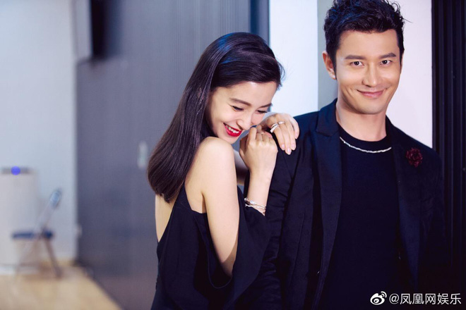Angela Baby tỏ tình cực ngọt ngào với Huỳnh Hiểu Minh đúng ngày 520, củng cố hạnh phúc từng bị nghi ngờ - Hình 3