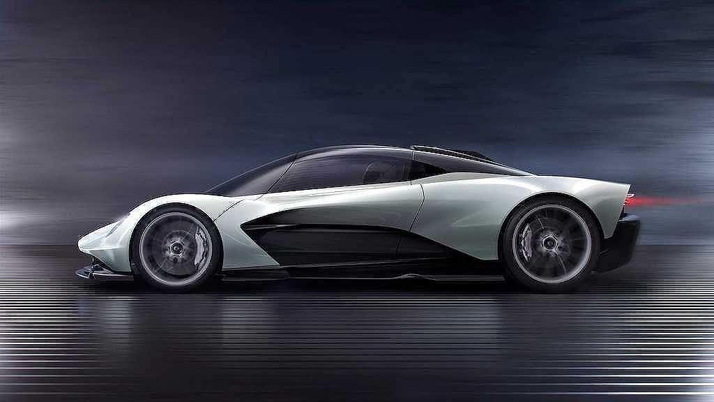 Chưa bán ra, siêu xe Aston Martin AM-RB 003 cháy hàng! - Hình 2