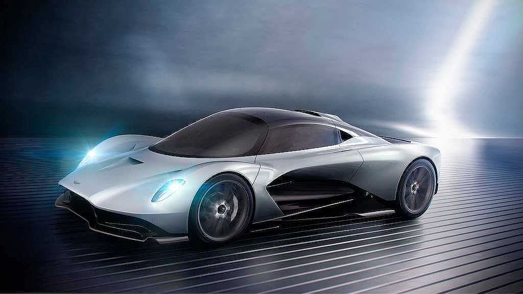 Chưa bán ra, siêu xe Aston Martin AM-RB 003 cháy hàng! - Hình 1