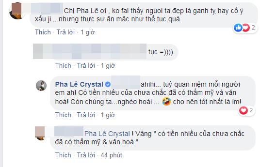 Dàn sao Việt gay gắt chỉ trích thời trang mặc như không gây xấu hổ của Ngọc Trinh trên thảm đỏ Cannes - Hình 8