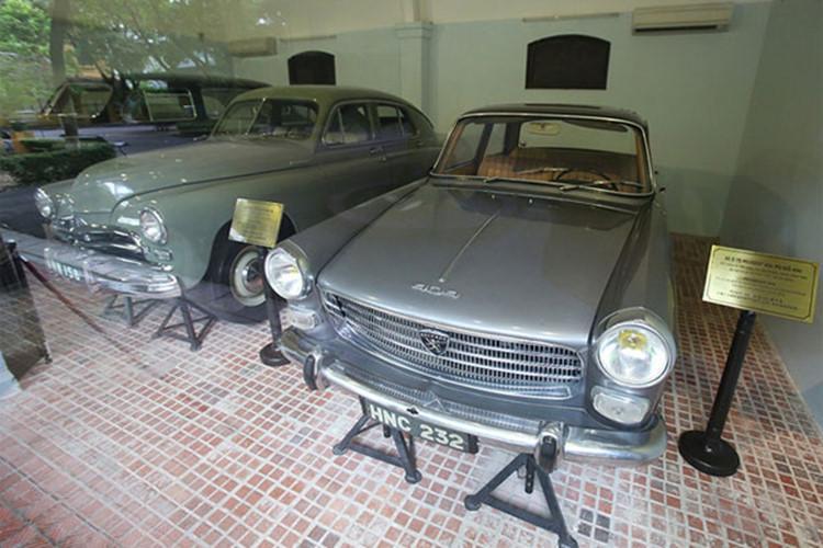 Dàn xe ôtô từng chuyên chở và phục vụ Chủ tịch Hồ Chí Minh trong thời chiến - Hình 1