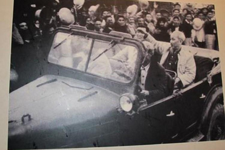 Dàn xe ôtô từng chuyên chở và phục vụ Chủ tịch Hồ Chí Minh trong thời chiến - Hình 11